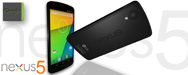 Google Nexus 5 by LG bei Wind mobile Vorbestellen