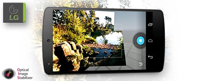Nexus 5 Kamera und Android L