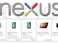 Nexus 6 und Nexus 8 im Chromium-Browser gesichtet