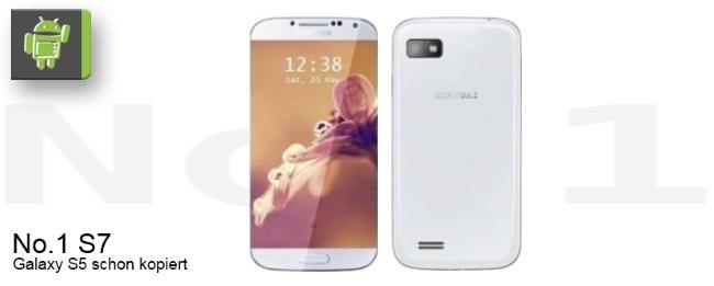 No.1 S7 Galaxy S5 Klon
