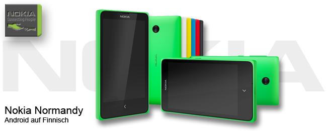 Nokia Normandy A110