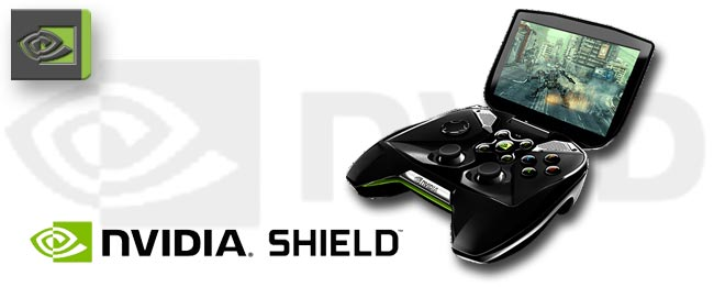 NVIDIA Shield zu haben und 5 neue Exklusiv-Spiele