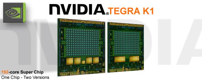Nvidia Tegra K1 im Benchmark