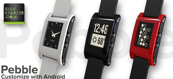 Pebble Smart Watch Einfuhrverbot