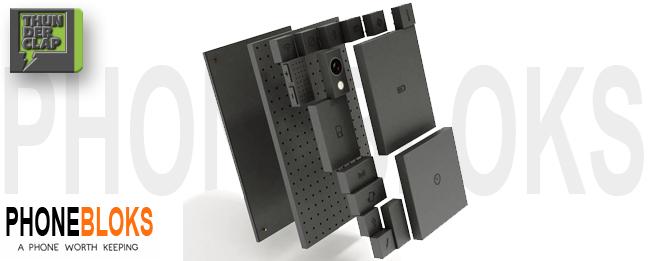 Phonebloks, ein modulares Smartphone-Konzept ohne Zukunft