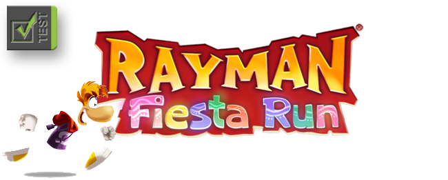 [Test] Rayman Fiesta Run – Video App Vorstellung
