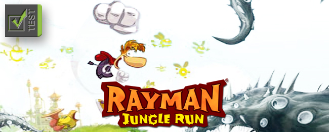 Rayman Jungle Run Android