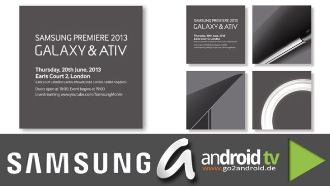 Samsung Galaxy and ATIV London Event 2013