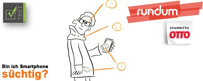 Bin ich Smartphone süchtig?