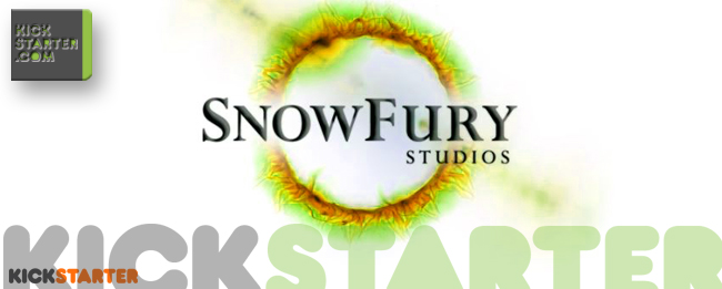 Project: Snowstorm – innovatives MMORPG auf Kickstarter