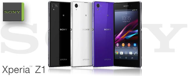 Sony Xperia Z1 Google Edition