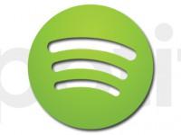 Spotify mit Glanz und Gloria
