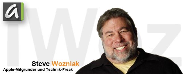 Steve Wozniak: Apple und Google sollten kooperieren