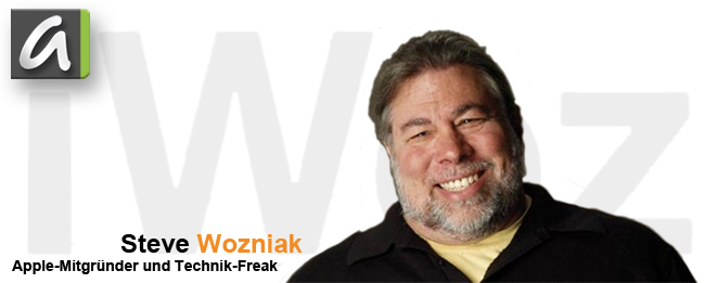 Steve Wozniak: Das iPhone 5C turnt mich nicht an