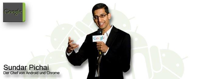 Wird Sundar Pichai der neue Microsoft-CEO?