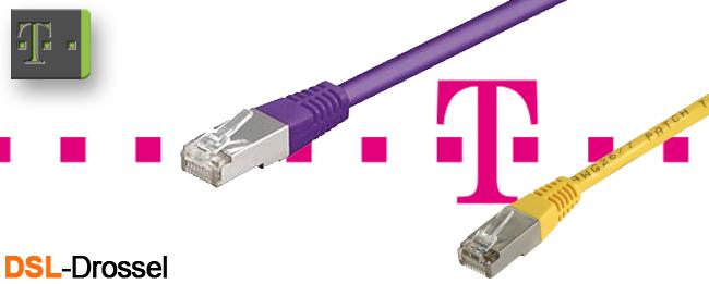 Telekom: Landgericht Köln verbietet DSL-Drosselung