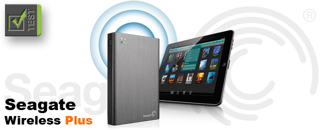 Seagate Wireless Plus Test
