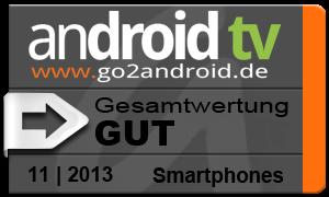 Testurteil LG Optimus G Pro