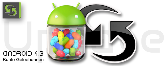 Android 4.3 Jelly Bean bei Sony