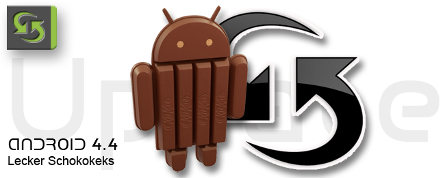 Android 4.4.3 KitKat Update