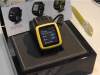 [CeBIT 2013] Android wear It Watch von Si14
