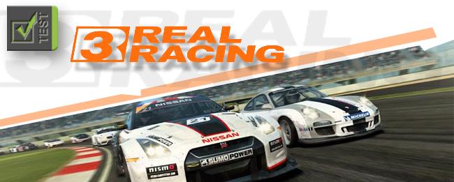 Real Racing 3 - Gametest