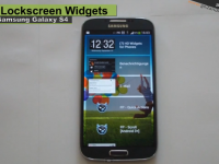 [Video] Samsung Galaxy S4 Lockscreen Widgets – Tipps & Tricks [40]