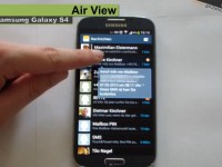 [Video] Samsung Galaxy S4 Air View  – Tipps & Tricks [44]