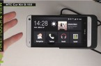 [Video] HTC One Car Kit D-160 / KFZ Halterung – First touch & view