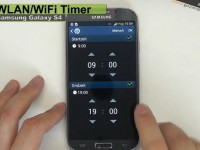 [Video] Samsung Galaxy S4 WiFi / WLAN Timer – Tipps & Tricks [54]
