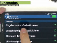 [Video] Samsung Galaxy S4 Ruhemodus – Tipps & Tricks [55]