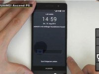 [Video] HUAWEI Ascend P6 – First touch & view [Full Version]