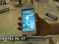 [Video] Vestel HL50, HL47 und VP11 – IFA 2013