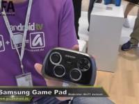 [Video] Samsung Game Pad (Bluetooth/NFC) – IFA 2013