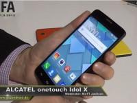 [Video] ALCATEL onetouch Idol X – IFA 2013