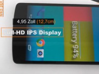 [Video] Google Nexus 5 – First touch & view