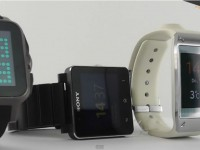 [Video] Galaxy Gear vs. SmartWatch 2 vs. AW-414.Go