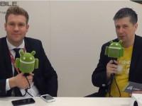 [Video] LG Interview: Wir wollen die Nummer 3 werden! – MWC 2014