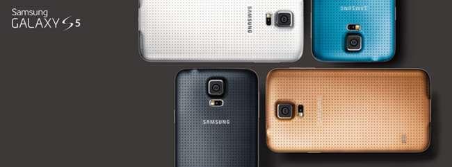 Samsung Galaxy S5 Interview