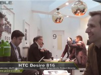 [Video] Interview mit HTC: HTC Desire 610 und Desire 816 - MWC 2014