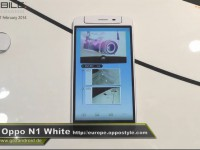 [Video] Oppo N1 – Weltweit erste 206 Grad Kamera – MWC 2014