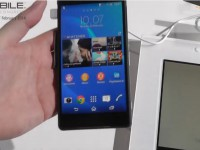 [Video] Sony Xperia Z2 mit wasserdichter 4K Kamera – MWC 2014