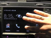 [Video] HTC Car Mode via MirrorLink im Golf GTI - MWC 2014