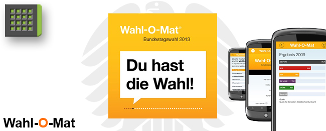 Android App Wahl-O-Mat