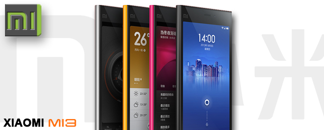 Xiaomi Mi-3 über 150.000 mal verkauft via Chat App
